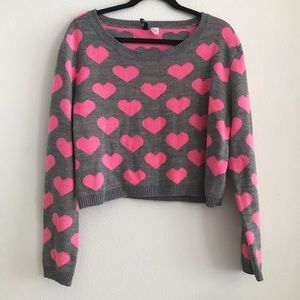 Dividend Sweater